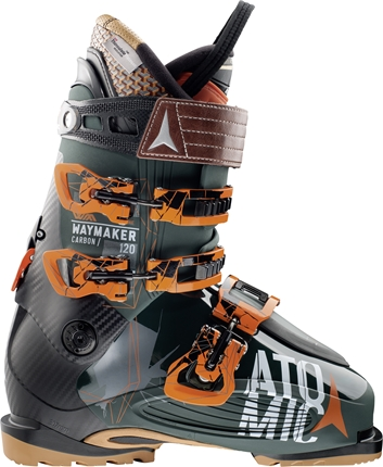 Waymaker Carbon 120 Dark Green/Black