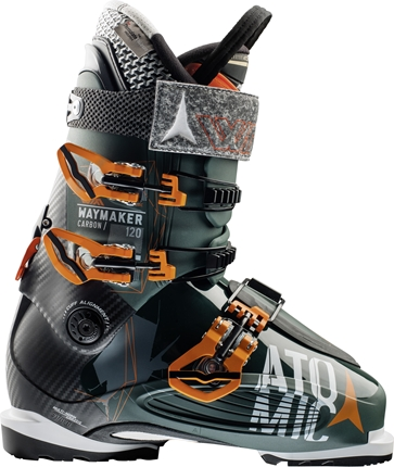 Waymaker Carbon 120 Dark Green/Black/Orange