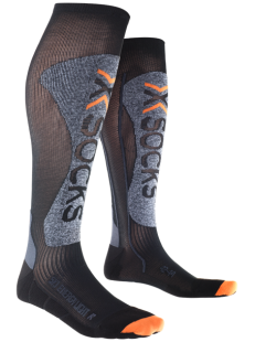 X-socks Ski Energizer Light black/melange